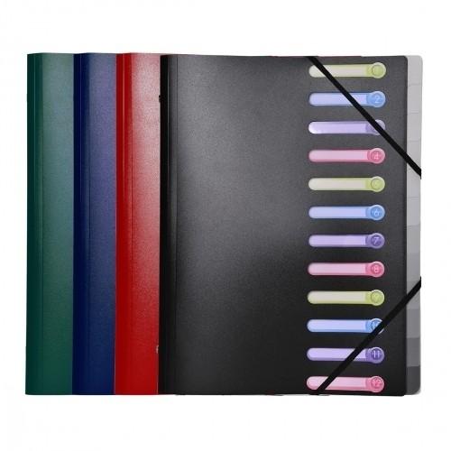 trieur de document 12 compartiments exacompta 55180e en vente lyon papeterie gouchon. Black Bedroom Furniture Sets. Home Design Ideas