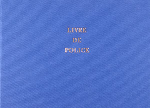 livre de police pour r parations de bijoux disponible lyon papeterie gouchon. Black Bedroom Furniture Sets. Home Design Ideas
