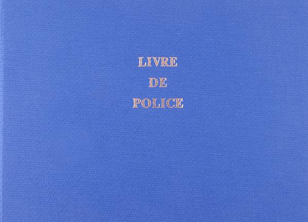 Livre de police pour r parations de bijoux disponible lyon papeterie gouchon - Garagiste auto entrepreneur ...