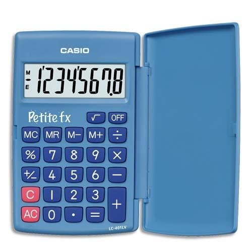 innovative design 10e15 7059c Calculatrice scolaire Primaire - Casio Petite FX