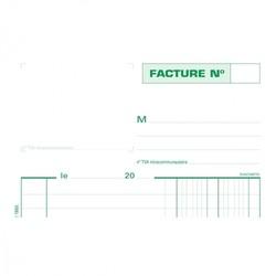 carnet de factures format a5 duplicata exacompta 13278e en vente lyon papeterie gouchon. Black Bedroom Furniture Sets. Home Design Ideas