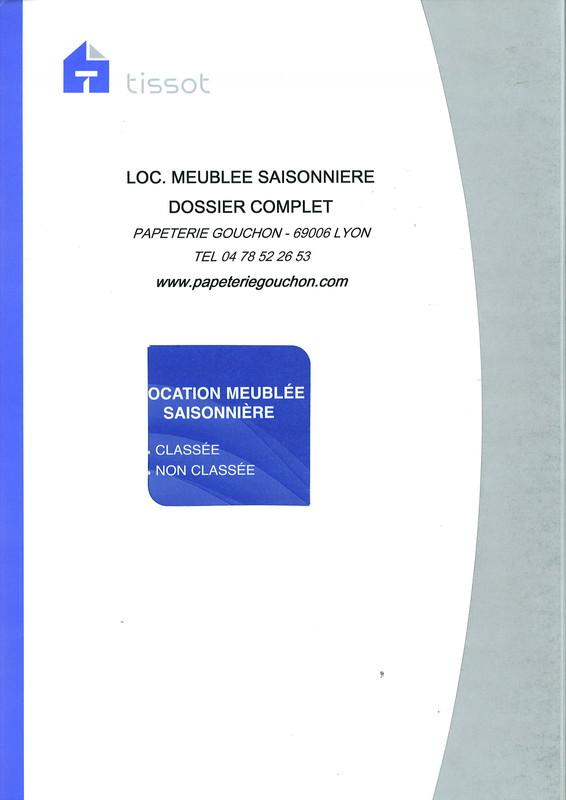 Kit Pour Location Meublée Saisonnière   Tissot ILD LOC750