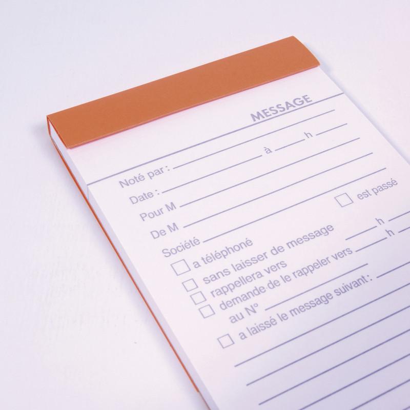 Bloc de marque rhodia mod le message en vente lyon - Telecharger un bloc note pour le bureau ...