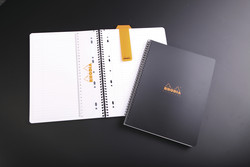 Carnet quadrillé Rhodia - Collection Rhodiactive - 119910C
